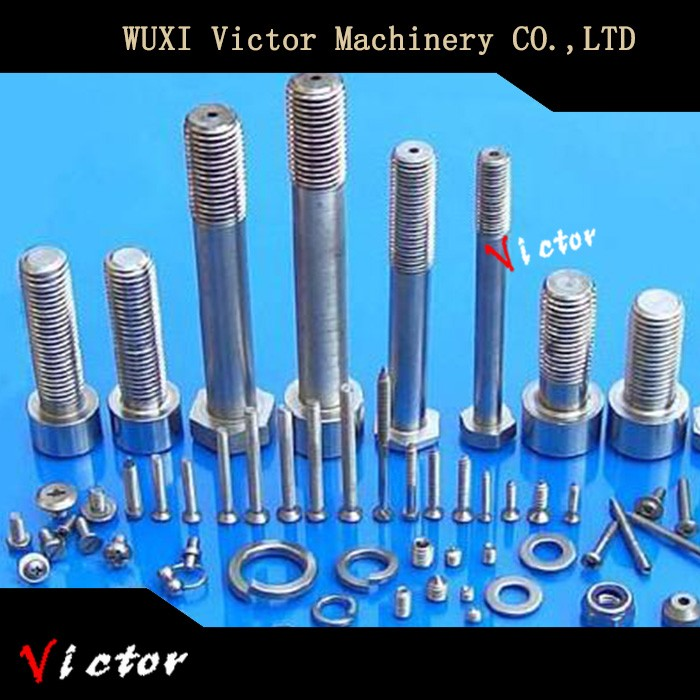 nut bolt manufacturing machinery price made in china meet any of customer's requirements