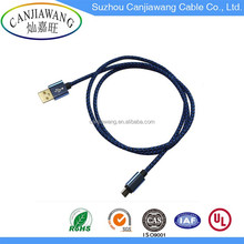 Cheap Price Custom Length Micro Mini USB Cable/USB Type-C Cable