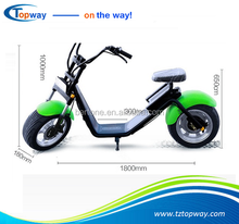 EEC&COC citycoco electric scooter,60v 1200w with phone charging holder