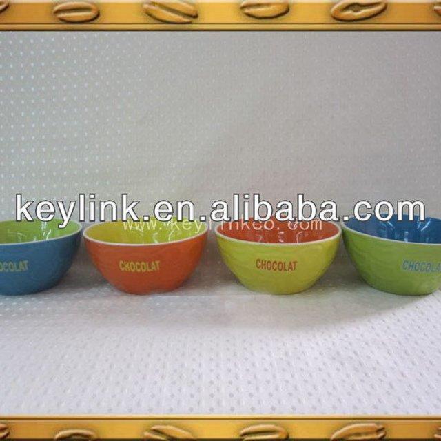 Super quality hot-sale football shape bowl