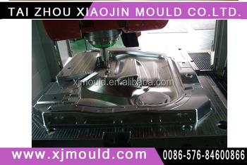 injection mold for car door
