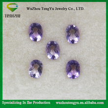 Wholesale Natural Amethyst Gemstones from Brazil and Africa, Loose Amethyst