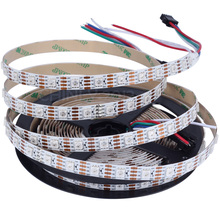 NEW DC5V 1m/4m/5m WS2812B upgrade version WS2813 RGB Smart led pixel strip,WS2813 IC;30/60leds/m;IP30/IP65/IP67