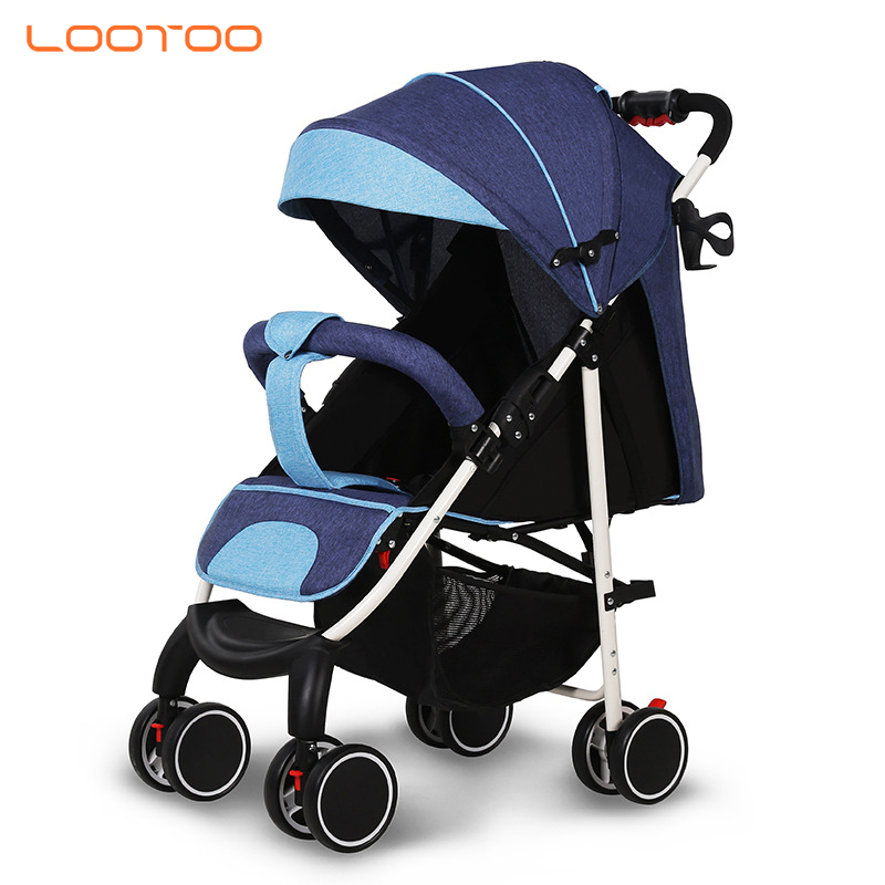 2019 hot sale buggy luxury multifunctional light weight travel system compact foldable toddler stroller baby prams to cairns