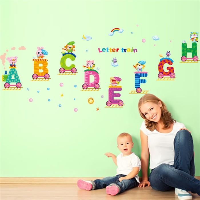 Baby ontwerp Sterren kamer : Mooie Ontwerpen muurstickers baby kamers China( vasteland)