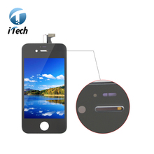 Wholesale for Iphone 4S LCD Digitizer,for Iphone 4S Replacement LCD Touch Screen Glass
