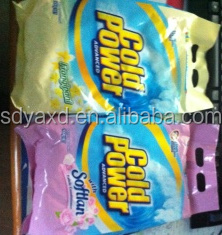 top clean detergent powder/soap powder factory/washing powder from China