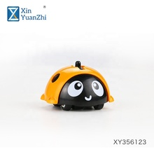 kids mini insect gyro car 16pcs spinning top toy for selling