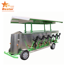 2017 OEM electric beer bike for city tour