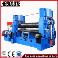 2015 New 4 Roller Plate Rolling