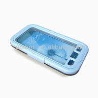 2013 for samsung cell phone case for s3 waterproof case for samsung galaxy s3 wholesale phone case