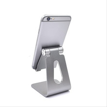 Deluxe Aluminum Alloy For iPad Tablet Holder Rotating Stand