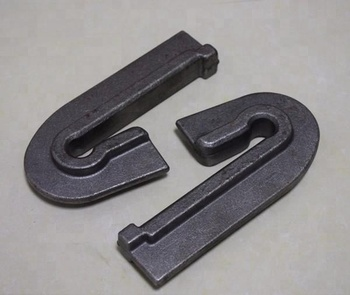 Railway Wholesale Accessories Casting Iron Rail Anchors for Track Rail Parts