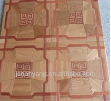 luxury design Bintangor mosaic art parquet