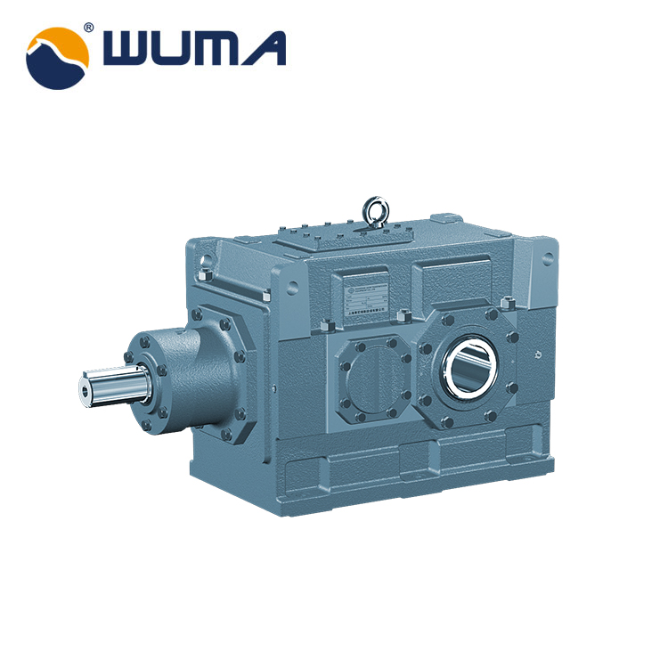High Efficiency 90 Degree Reduction Gearbox 50:1