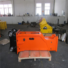 Hydraulic rotator timber grab for tractor mechinal grapple excavator