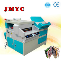 Auto photo Album hard cover Making Machine