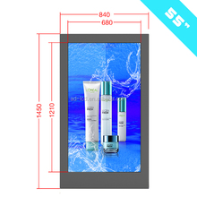 monitor touch screen 42 inch tft lcd video wall original panel tv mall home shopping