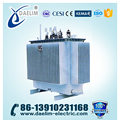 Step Down 630kva 11kv Distribution Oil Immersed Transformer with Copper