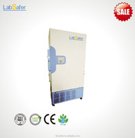 86 degree ultra low temperature freezer / 260L medical ultra deep freezer