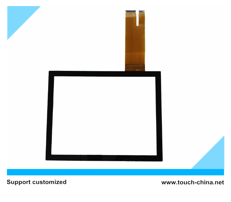 15inch capacitive touch screen glue for multi touch panel