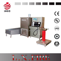 Automatic CO2 Fire Extinguisher Filling Machine