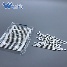 double pointed end cotton swab with wholesale price