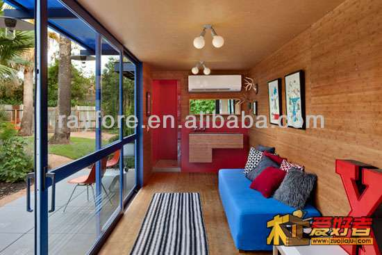 2013 new design prefab container house