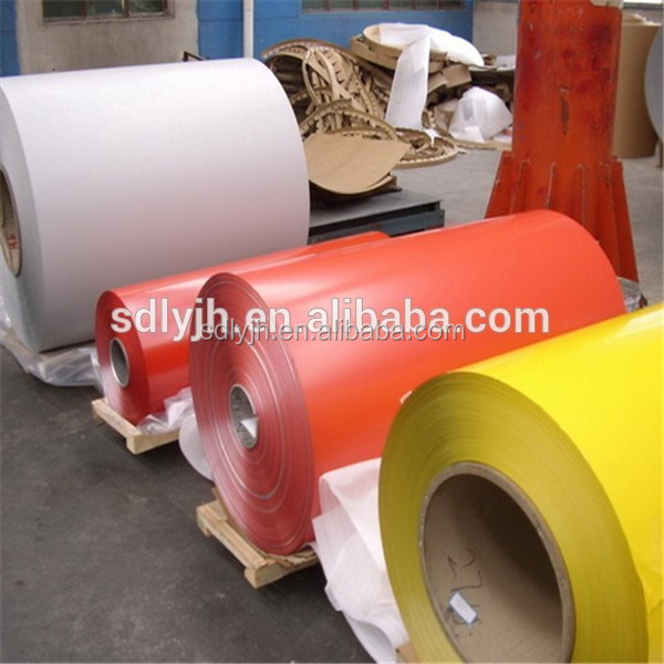 Direct Manufacturer 3003 H12 Color Coated Aluminum Coil