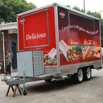 The Best Selling Fast Food Cart For Sale