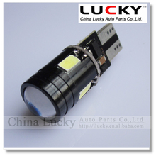 W5W T10 5630SMD Canbus with len and ring LED SMD T10 canbus light