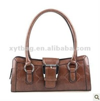 2013 high quality western style ladies leather handbag
