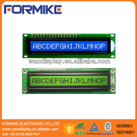 monochrome lcd 1602 display module
