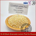 16-40 Mesh Granulate Lemon Peel for Russia