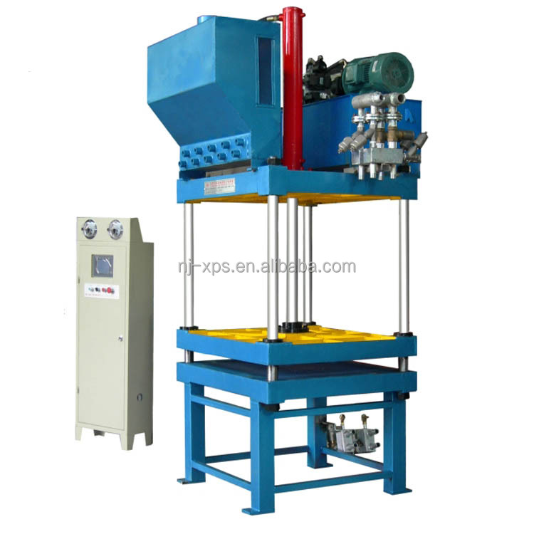 Good quality EPS thermocol plate making machine