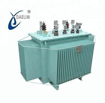 Hot sale 1000kva 11kv to 33kv oil immersed transformer
