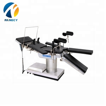 AC-OT004 medical supplies wholesale Electric gynecology hydraulic surgical operation table for operating room