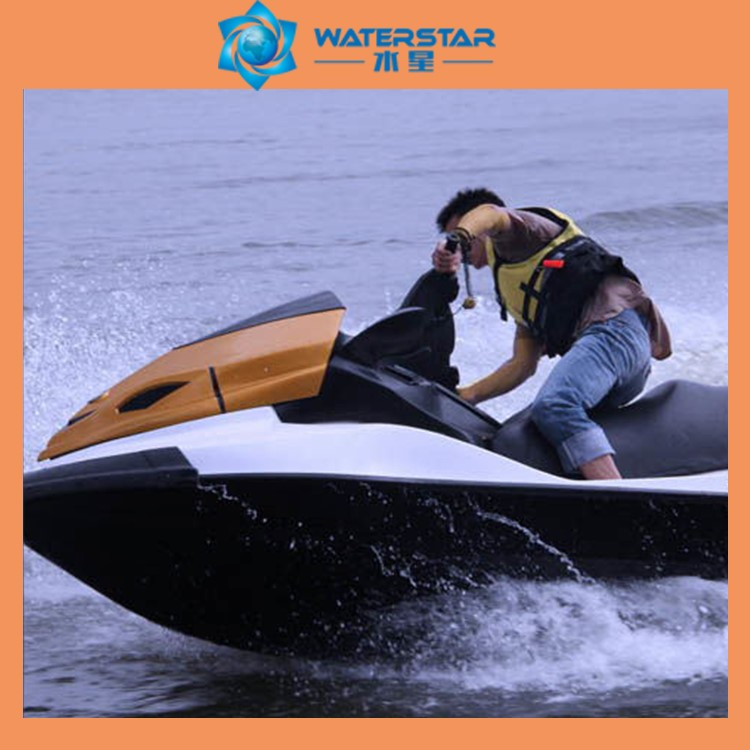 waterstar 3 seats jet skis/personal watercraft with 1500cc engine CE approved