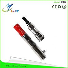 2013 USA best selling telescopic cigs X7 kts e cig with changeable battery capacity