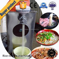 new rice Chow Fun or Noodle equipment from china