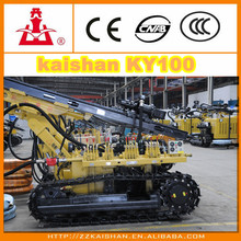 Favored hydraulic crawler rock drill/rock quarrying equipment