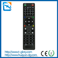 China manufacturer oem 4 in 1 universal remote control for tv use for tokyosat