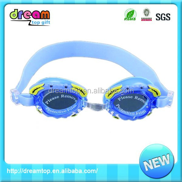 Supply funny swimming goggles case