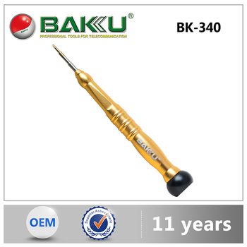 BK-340 BaKu The High Quality Mini Screwdriver With Precision Screwdriver As Mobile Mobile repair tools