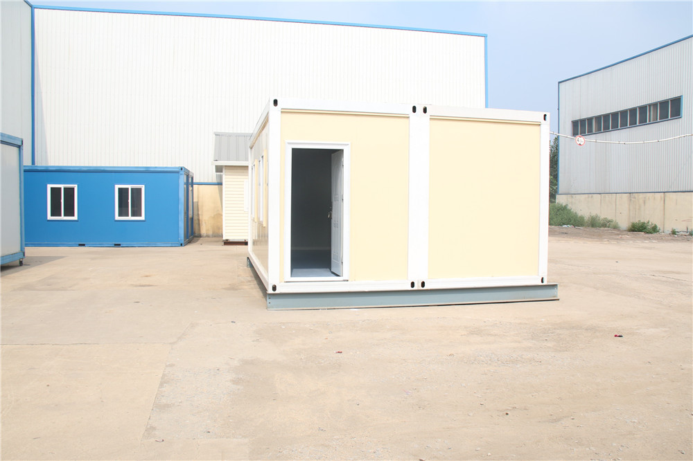 beautiful prefabricated small chinese container office