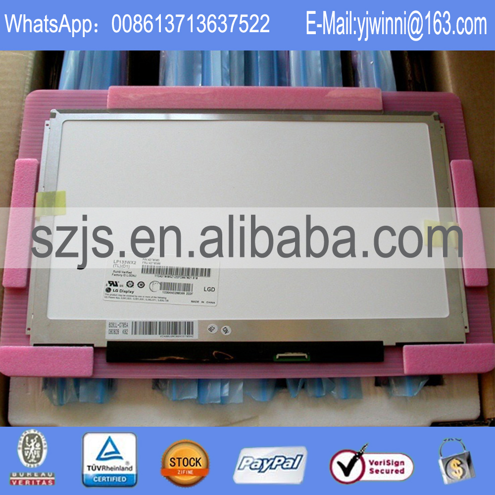 "NEW 13.3"" LED LCD PANEL LP133WX2-TLD1"