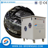 Qualified OxyHydrogen generator hho hydrogen generator for auto car