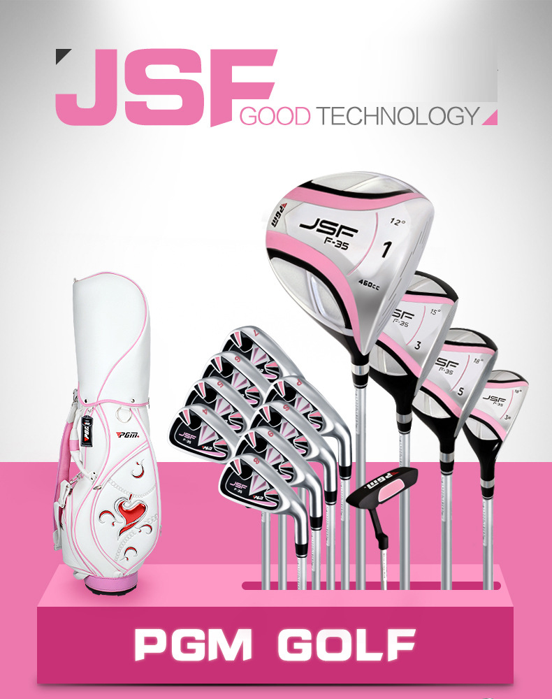 Wholesales PGM JSF ladies uniquie golf china golf clubs