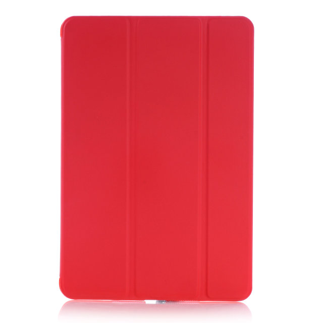 High Quality Leather flip stand smart cover case for ipad mini 1 2 3