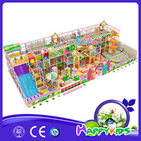 TOP QUALITY, Updated Newest children Indoor Playground sale in our factory for fun